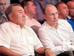 Президенты Казахстана и России вместе посмотрели турнир по боевому самбо фото пресс-службы президента РФ