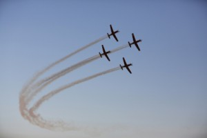 Израильские ВВС нанесли удар по Ливану Самолеты ВВС Израиля Фото: Reuters / Baz Ratner