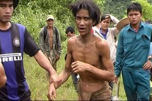 В джунглях Вьетнама нашли потерявшихся 40 лет назад отца и сына Фото: tuoitrenews.vn