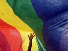 Казахстанцы считают необходимым принять в стране закон о запрете гей-пропаганды Фото с сайта gazeta.ru