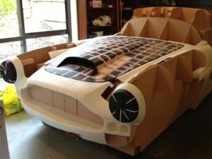 Новости - Новозеландец печатает себе Aston Martin Фото auto.lafa.kz