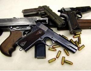 Полиция Казахстана вновь будет выкупать у населения незаконно хранящееся оружие и боеприпасы Фото YK-news.kz