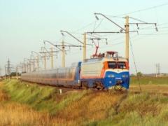 Новости - В Казахстане запускают новый скоростной поезд Астана – Семей Фото этом Today.kz