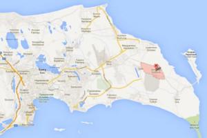 Жители Баку линчевали педофила Изображение: сервис «Google Maps»