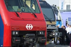 Оказавшийся под поездом немец обругал машиниста Фото: John Macdougall / AFP