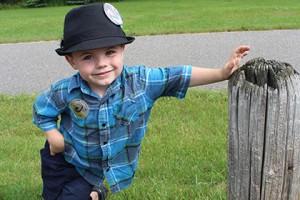 Новости - Четырехлетнего мальчика переизбрали мэром американского городка Бобби Тафтс Фото: Jeff Baenen / AP
