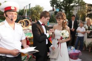 Новости - Необычная автосвадьба прошла в Алматы Фото auto.gazeta.kz