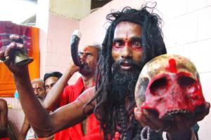 В индийском штате запретили черную магию Индийский колдун Фото: Reuters