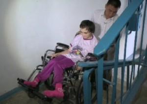 Более 800 инвалидов-колясочников Шымкента нуждаются в пандусах Фото 24.kz