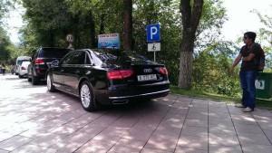 Борьба с беспределом на служебных авто в РК: первые плоды Фото auto.mail.ru