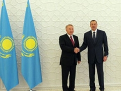 Назарбаев выступил за популяризацию бренда «Тюркский мир» фото с сайта anspress.com