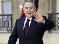 Назарбаев принял участие в инаугурации президента Ирана фото с сайта matritca.kz
