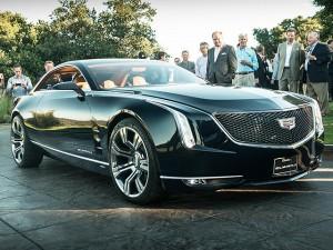Cadillac Elmiraj можно будет купить! Фото auto.lafa.kz