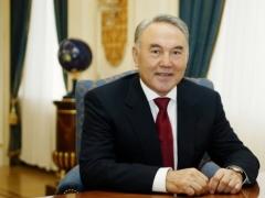 Новости - Нурсултан Назарбаев поздравил казахстанцев с прошедшими первыми выборами глав местных органов власти фото с сайта nazarbaev.kz