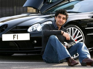 Номерной знак за $9 млн не продается Фото auto.lafa.kz