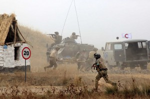 Иностранные наблюдатели высоко оценили работу казахстанских военнослужащих Фото Today.kz