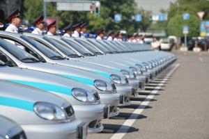 Новости Актобе - В Актобе появились универсальные полицейские Фото autoclub-zaz.ru