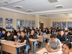 Новости - Более 5 тысяч казахстанских студентов обучаются на трех языках фото с сайта finpol.gov.kz