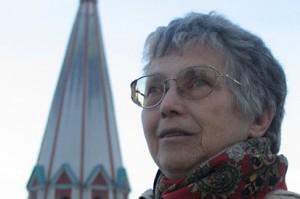 На Красной площади задержаны десять человек Наталья Горбаневская Фото: Дмитрий Кузьмин