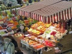 Европейские фермеры меняются в магазинах излишками еды фото с сайта timeout.ru