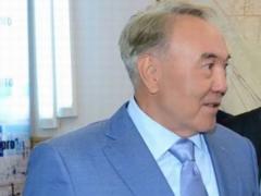 Назарбаев прибудет в Азербайджан на саммит тюркоязычных государств фото с сайта akorda.kz