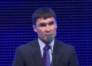 Серик Сапиев получил звание Посла доброй воли ЮНЕСКО по спорту Фото 24.kz