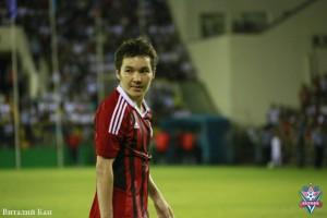 Футболисты «Тобола» сменят имидж в поддержку Кенжисариева Фото с сайта vk.com