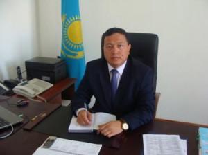 У акима Актобе новый руководитель аппарата Orazaev_ZH
