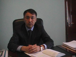 Аким Актюбинской области взял под личный контроль ситуацию с избитым футболистом Фото с сайта rus.azattyq.org -
