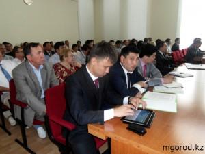 Бизнесмены Уральска обсудили новый закон предпринимателей mgorod.kz