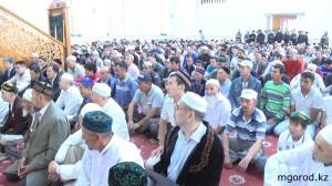 Начался праздник Ораза айт muslim