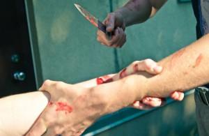 В ЗКО мужчину порезали в салоне пассажирского автобуса Фото с сайта uralpolit.ru