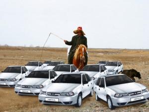 В Казахстан ввезено узбекских авто на $63 млн Фото auto.lafa.kz
