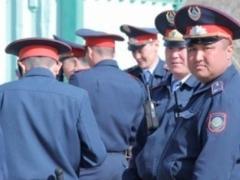 Универсальные полицейские Казахстана не будут носить китель и фуражку фото с сайта uralsk.info