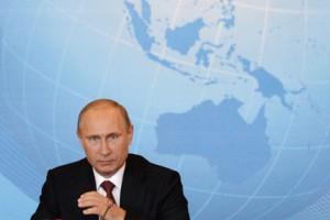 Новости - Путин заявил о неучастии России в военных конфликтах Владимир Путин Фото: Александр Миридонов / Коммерсантъ