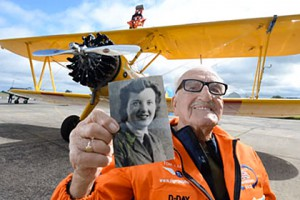 93-летний воздухоплаватель побил свой собственный рекорд