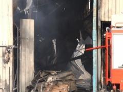 Сгоревшие в Алматы рынки работали незаконно Фото Today.kz