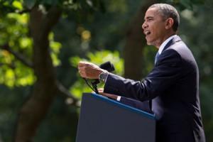 Обама встретится в Петербурге с российскими ЛГБТ-активистами Барак Обама Фото: Evan Vucci / AP