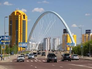 Искусственный интеллект будет управлять дорогами столицы Фото auto.lafa.kz