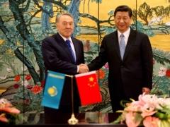 Казахстан и Китай подписали 22 договора о сотрудничестве на сумму около 30 миллиардов долларов фото с сайта lenta.ru