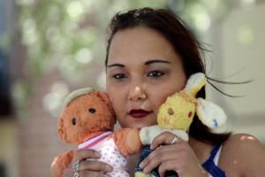 Новости - Агентство Reuters обнаружило в США сети по избавлению от приемных детей Россиянка Инга Воткотт, сменившая в США несколько приемных семей Фото: Rebecca Cook / Reuters