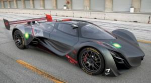 Новости - Как исчез концепт Mazda Furai Фото auto.lafa.kz