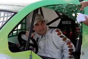 Бердымухамедов стал гонщиком-чемпионом Гурбангулы Бердымухамедов Фото: AP