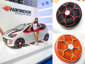 Шины Hankook — теперь и без воздуха! Фото auto.mail.ru