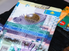 Средняя зарплата казахстанцев в августе составила 110 тысяч тенге Фото Today.kz