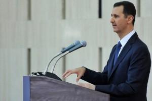 Новости - США собрали 200 тысяч страниц с уликами против режима Асада Президент Сирии Башар Асад Фото: SANA / AFP