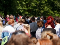С начала года из Казахстана уехали почти 175 тысяч человек фото с сайта publicdomainpictures.net