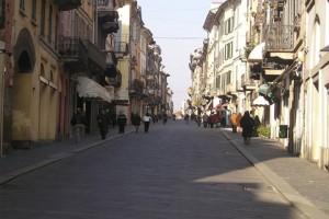 В Италии воры ограбили тюрьму Город Павия Фото: Wikipedia.org