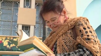 Новости - В КОСТАНАЕ ПРИЗЫВАЮТ К ЧТЕНИЮ КНИГ Фото 24.kz