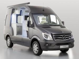 Новости - Sprinter Caravan: поездка будет комфортной! Фото auto.lafa.kz